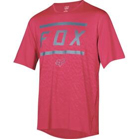 Fox Ranger maglietta a maniche corte Bambino rosso